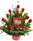 wonderful seasonal flowers for delivery to Peru, best deal for beautiful flowers to Lima Peru